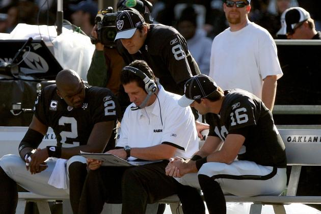 Will Greg Knapp Remain the Offensive Coordinator for Oakland Raiders?
