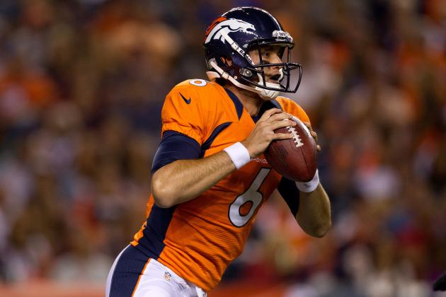 Denver Broncos: How Much Brock Osweiler Will We See Against Kansas City?