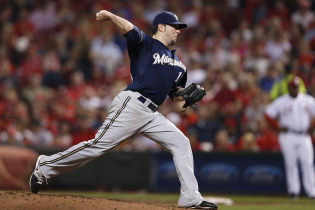 MLB Free Agents 2013: Why the Chicago Cubs Should Try to Sign Shaun Marcum