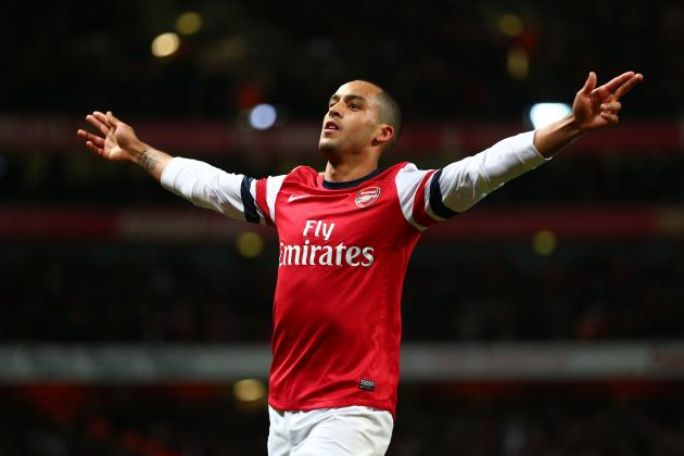 Theo Walcott: No More Excuses for Arsenal Star Not to Sign New Contract
