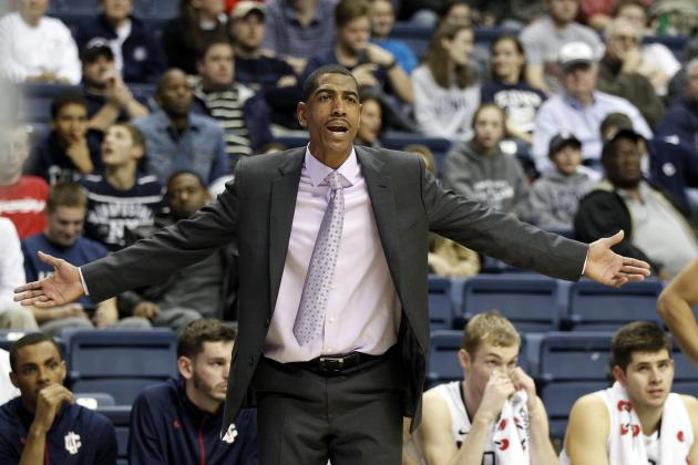 UConn Huskies Give Coach Kevin Ollie 5-Year Extension