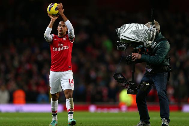 Arsenal vs. Newcastle: Theo Walcott Makes Resounding Claim to Start as Forward