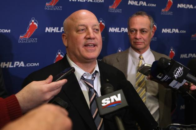NHL Lockout 2012: Players Must Accept New Proposal to Save Face
