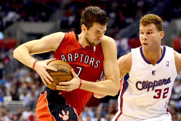 Report: Toronto Raptors Forward Andrea Bargnani a Lock to Be Moved?