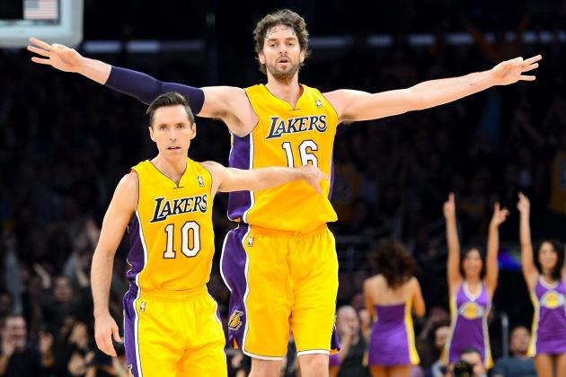 Steve Nash Is Making Pau Gasol Relevant Again