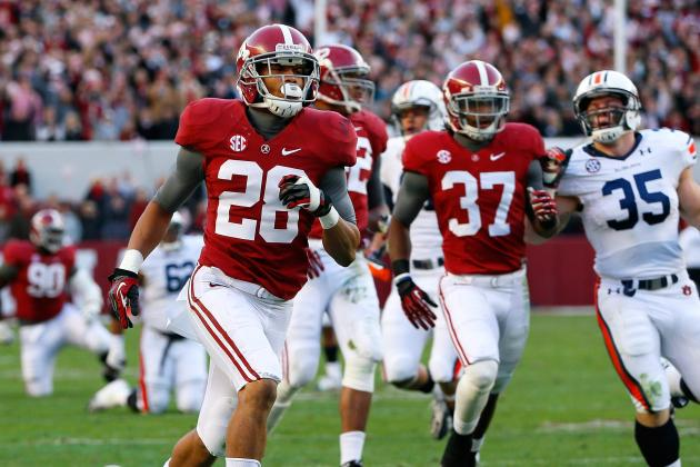Alabama Football: NFL Draft Prospects Who Need Strong Title Game to Boost Stock