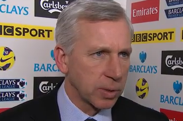 Tough Day for Newcastle: Pardew