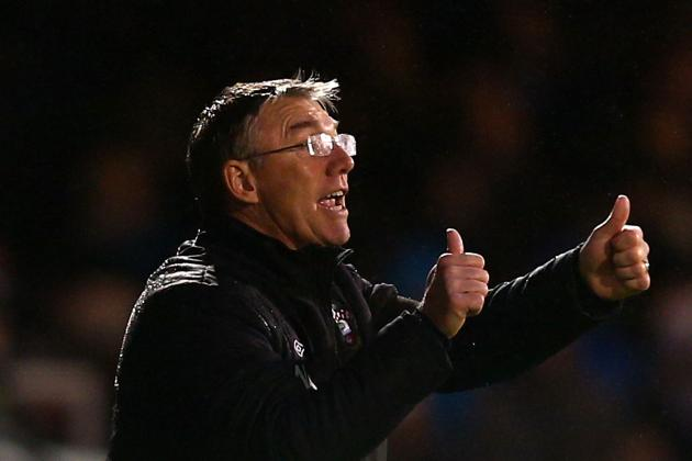 Southampton Manager Nigel Adkins Praises Side After 3-3 Draw with Stoke City
