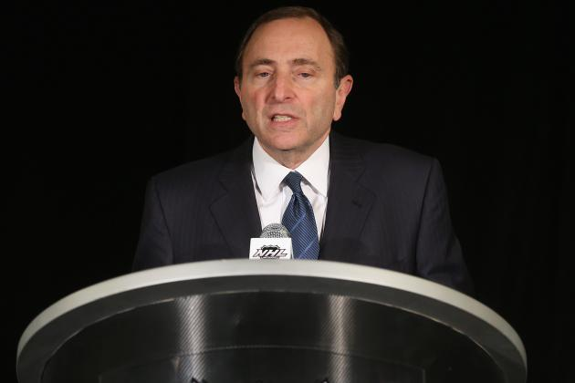 NHL Lockout 2012: 4 Key Clauses in the NHL's Latest Offer