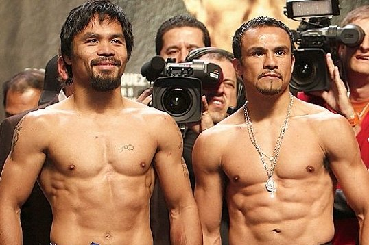 Marquez Denies 5th Pacquiao Fight