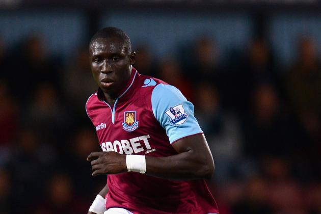 Redknapp Makes Hammers Raid for Diame as QPR Boss Begins January Spree