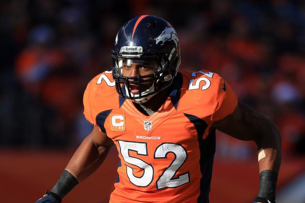 Denver Broncos Linebacker Wesley Woodyard Having a Special Season