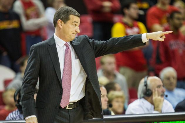 Maryland Basketball Still Tinkering with Rotation