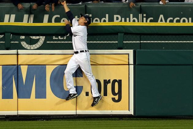 Andy Dirks Doesn't Need a Platoon Partner