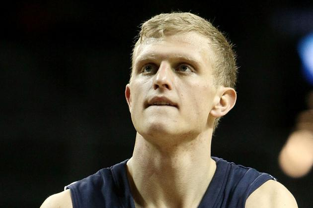 Tyler Haws Joins Father in Brigham Young's 40-Point Club
