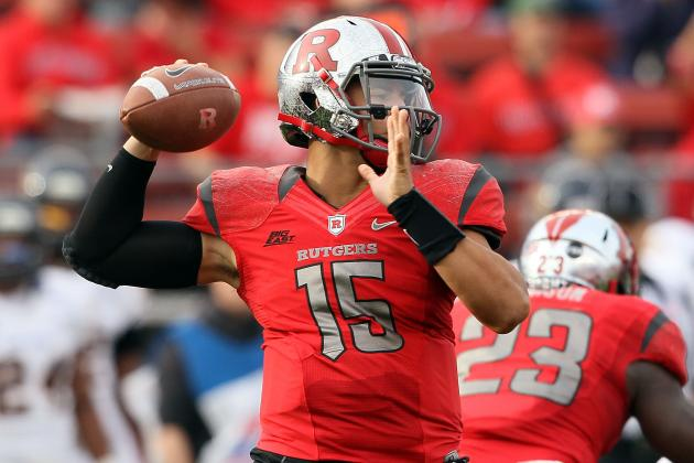 Rutgers Quarterback Gary Nova Has Some Proving to Do Going Forward