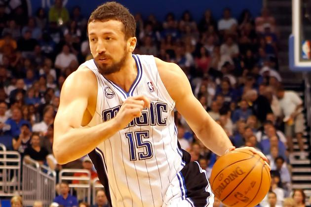 Hedo Turkoglu Has Been Activated for Tonight's Game