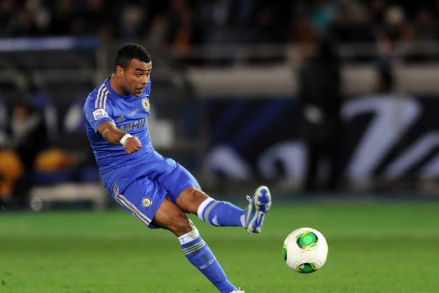 Real Gone Kid? Chelsea's Ashley Cole Set to Open Talks with Madrid and PSG