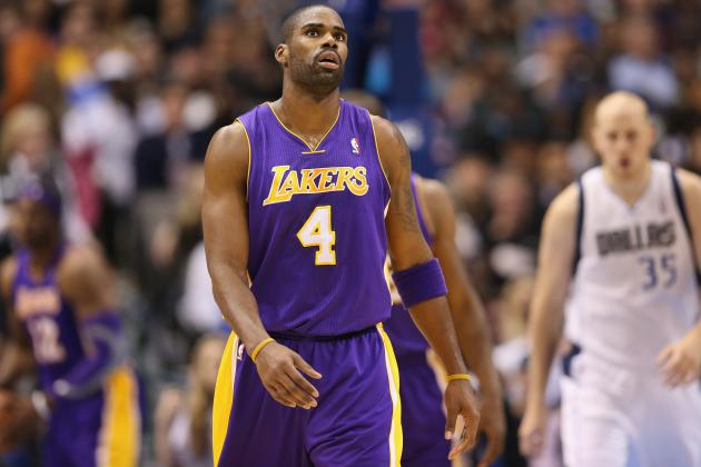 Lakers News: Antawn Jamison Should Either Play or Be Shipped out of LA