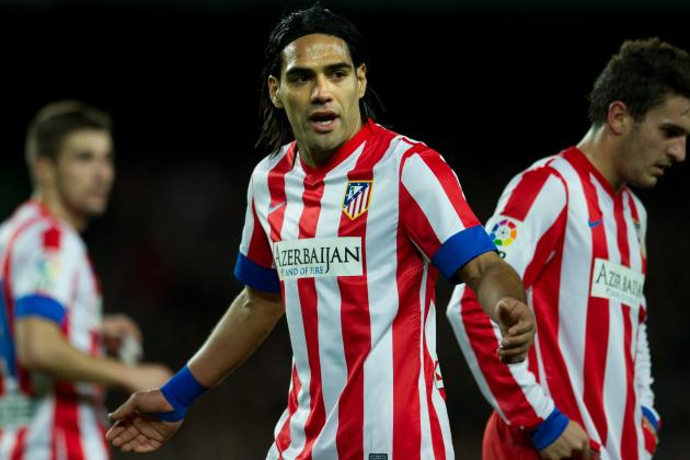 Totally Rad: Chelsea Confident They Have Won the £40m Race for Falcao