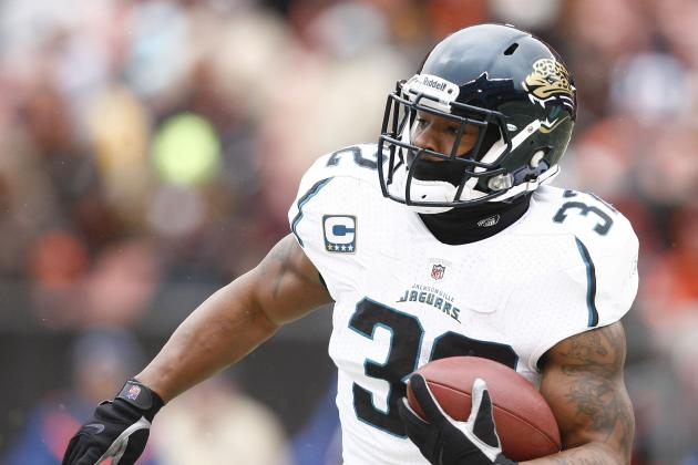 Maurice Jones-Drew: How His Surgery Impacts the Jaguars for the 2013 Season