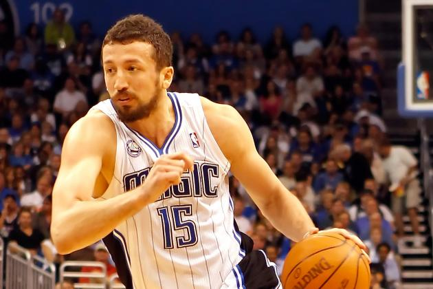 Hedo Turkoglu Will Face the Raptors Tonight, but Jameer Nelson Won't Play