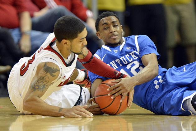 Kentucky Basketball: Archrival Louisville Shows Young 'Cats Winning Formula