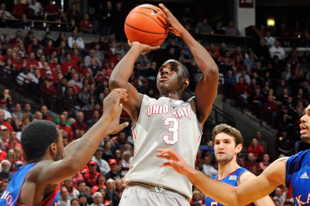 Ohio State Regains Shooting Touch, Rolls in Win