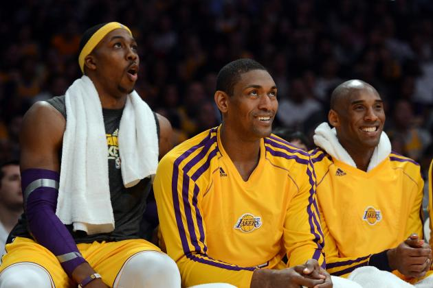 Laker Stars Finally Realizing Mitch Kupchak's Vision