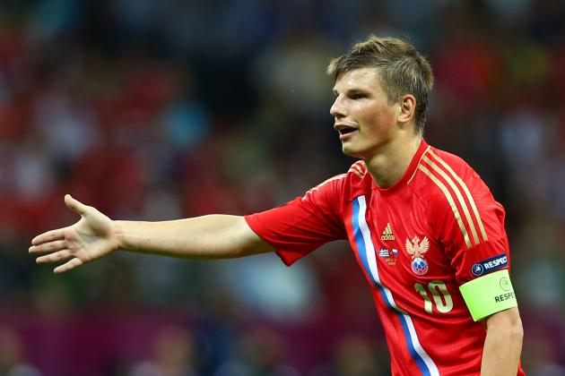 Arsenal Transfer News: Andrey Arshavin to Reading Is Win-Win Move