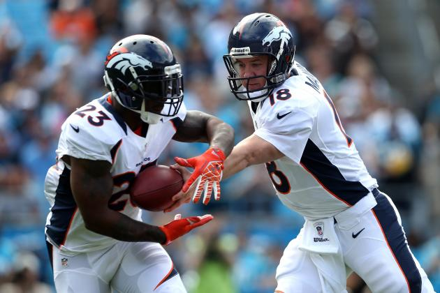 What McGahee and Kuper's Potential Return Means for Denver's Playoff Run
