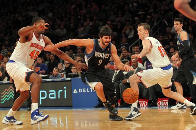 NBA Gamecast: Phoenix vs. Minnesota