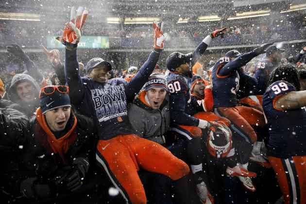 Syracuse Emphatically Completes West Virginia's 2012 Collapse