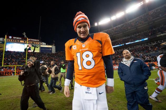 Peyton Manning: Broncos' Dominance Costing QB MVP Buzz