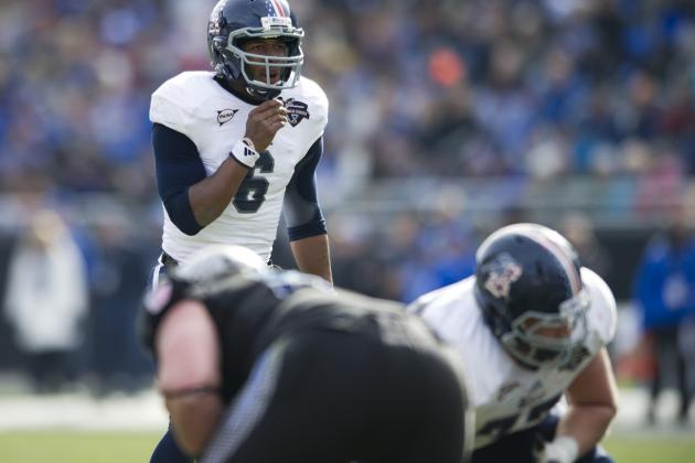 Armed Forces Bowl 2012: How Freshman QB Driphus Jackson Shined for Rice