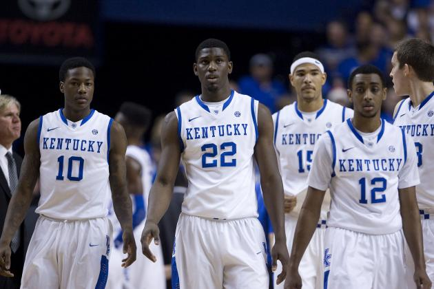 Kentucky Basketball: Lack of Depth Will Continue to Hold Wildcats Back