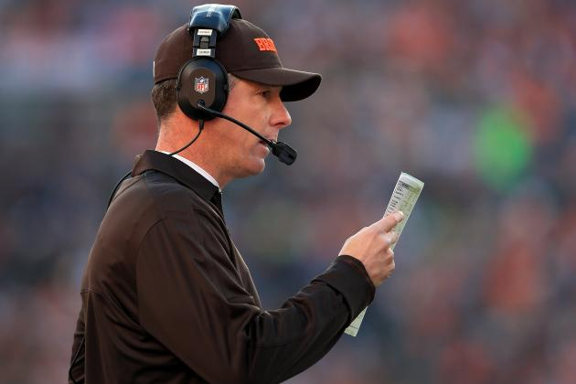 Pat Shurmur, Tom Heckert Expected to Be Gone After Browns Take on Steelers