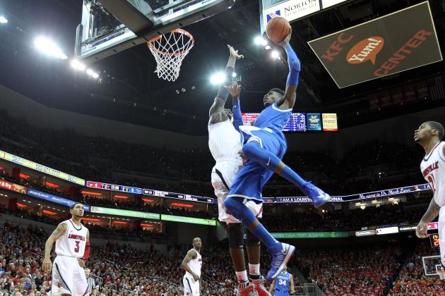 Fast Break: A Quick Summary of Kentucky's 80-77 Loss to Louisville