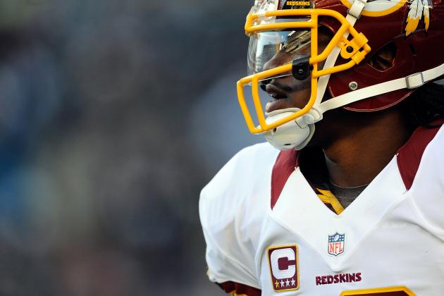 Robert Griffin III's Argument for Offensive Rookie of the Year