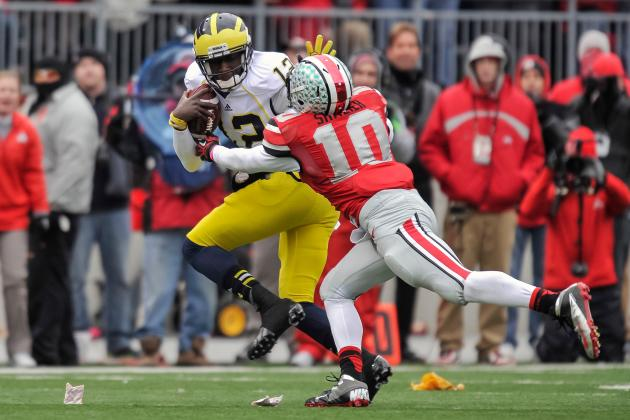 Ohio State Football: Buckeyes Players Key to Program's Success in 2013
