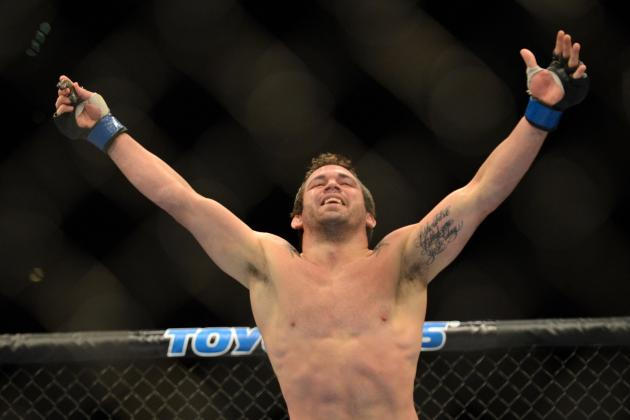 UFC 155: What We Learned from Melvin Guillard vs. Jamie Varner