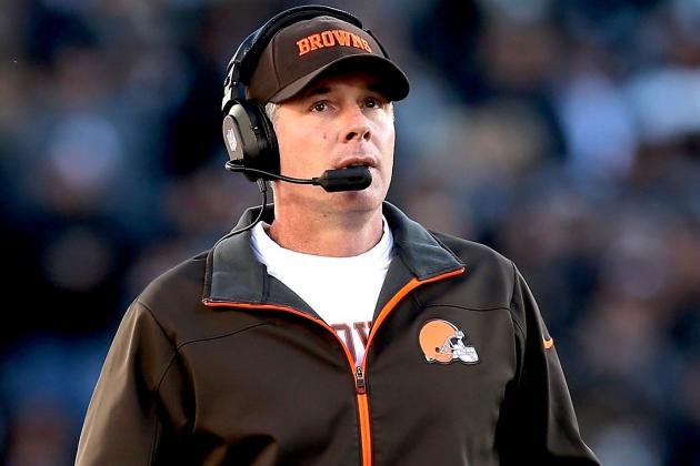 Cleveland Browns Will Reportedly Part Ways with Pat Shurmur, Tom Heckert