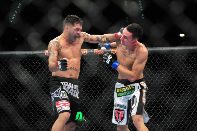 UFC 155 Results: What's Next for Leonard Garcia?