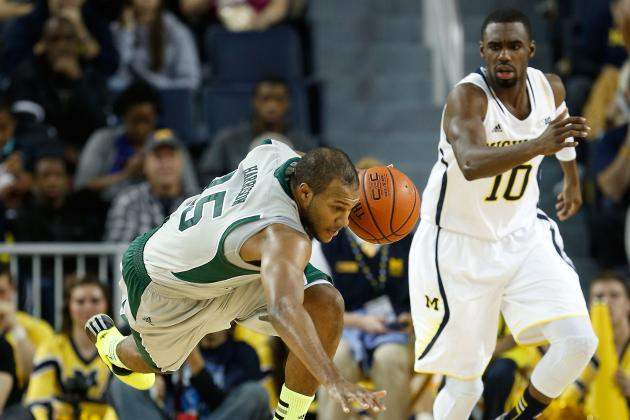 Hardaway Jr. (ankle) out for No. 2 Wolverines