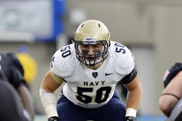 Navy Football Is Blown Away by Arizona State in Record-Setting Performance