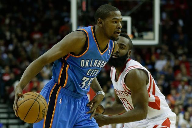 OKC Thunder vs. Houston Rockets: Live Analysis, Score Updates & Highlights