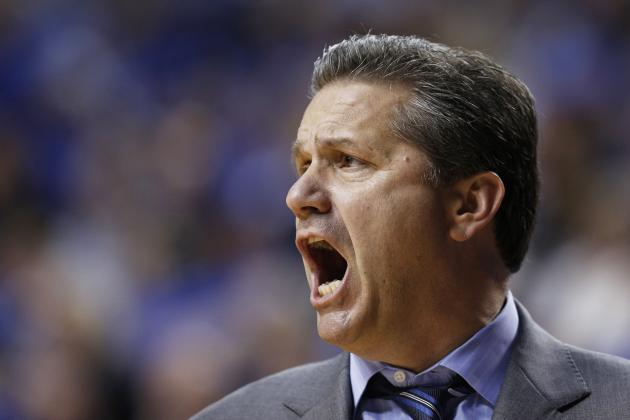 Calipari Takes Blame for Louisville Loss After Not Calling Late Timeout