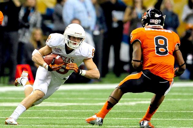 Alamo Bowl 2012: Texas vs. Oregon State Live Scores, Analysis and Results