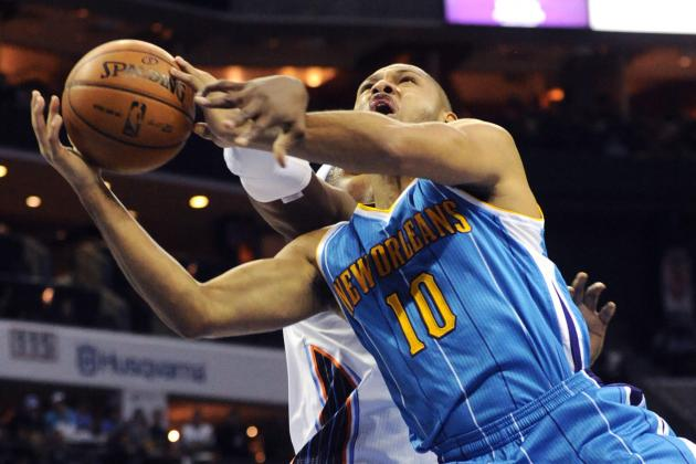 New Orleans Hornets, Buoyed by Eric Gordon's Return, Overcome Huge Deficit