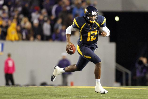 West Virginia vs Syracuse: Geno Smith's Draft Stock Remains Unaffected by Defeat